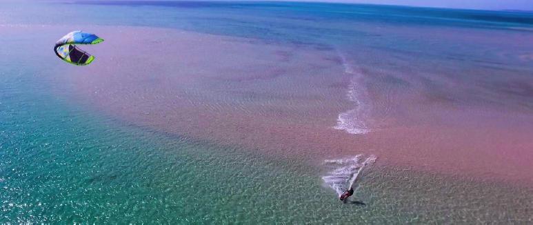 Kitesurf Mozanbique